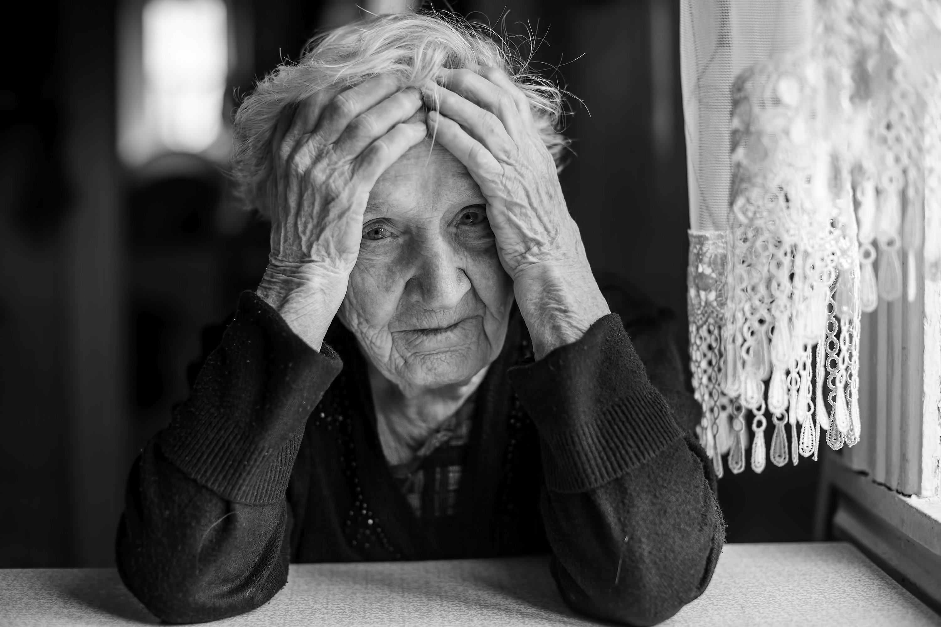 Cataracts and depression